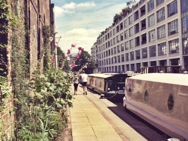 London Runs: Canal Angel to London Fields